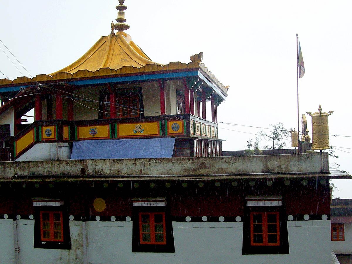Ghoom-monastery