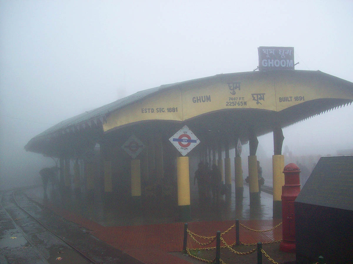 Ghoom-station-darjeeling
