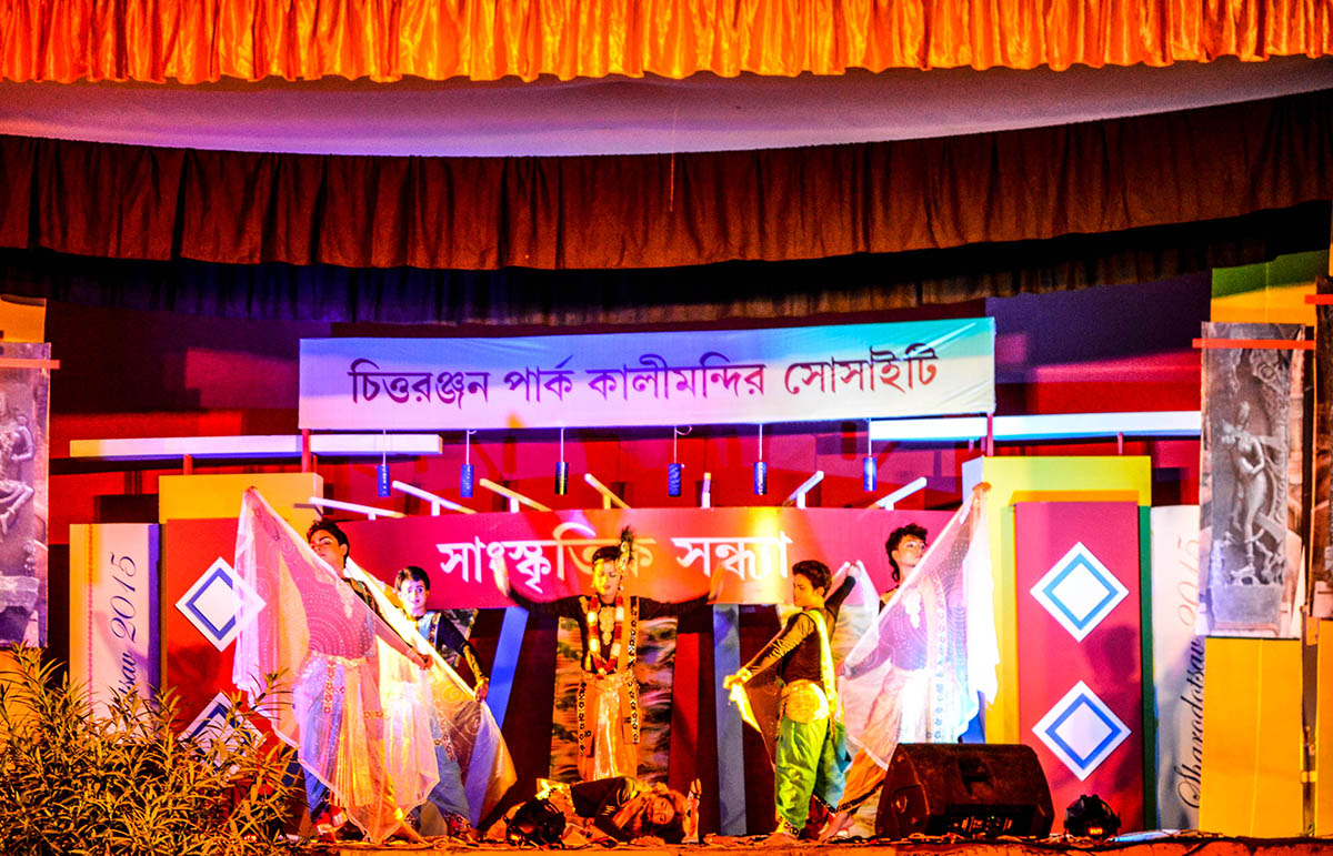 cultural-show-durga-puja