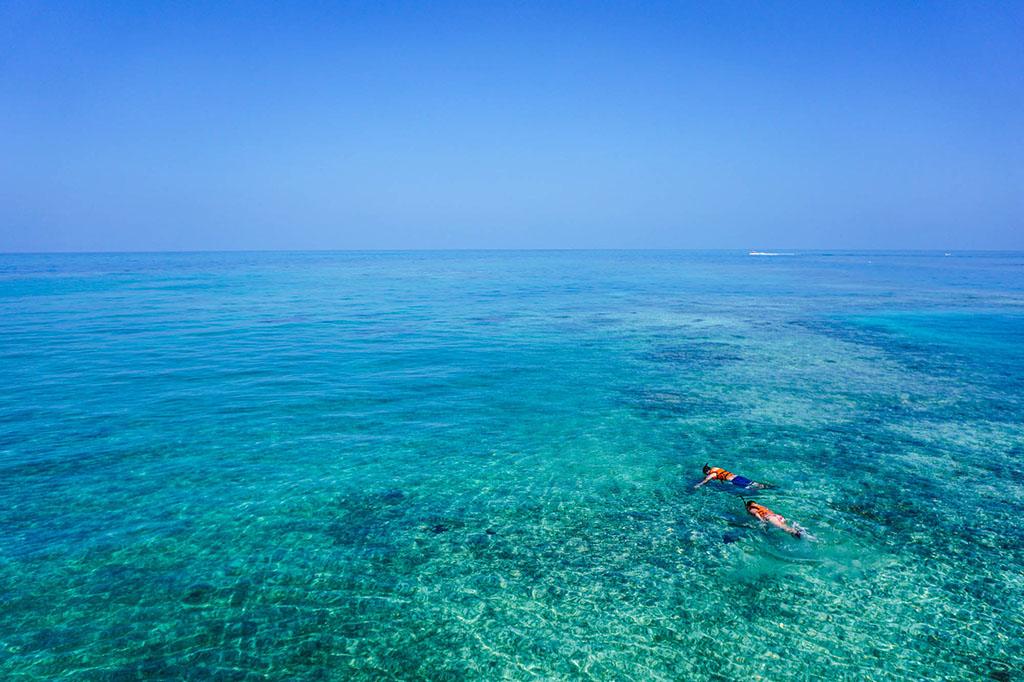 snorkelling-elephant-beach-havelock-island