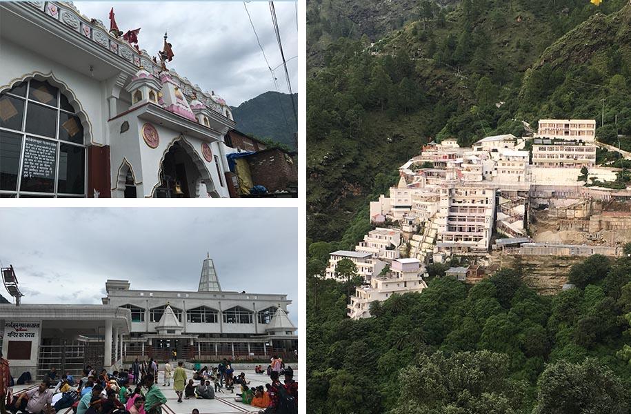 main-temples-of-mata-vaishno-devi