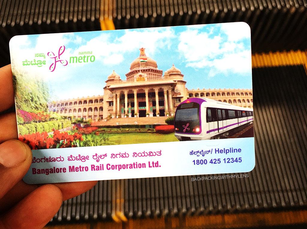 namma-metro-card