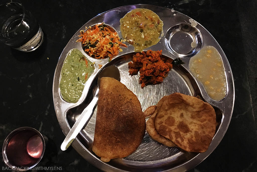 lunch-thali-at-mtr-lal-bagh-bengaluru
