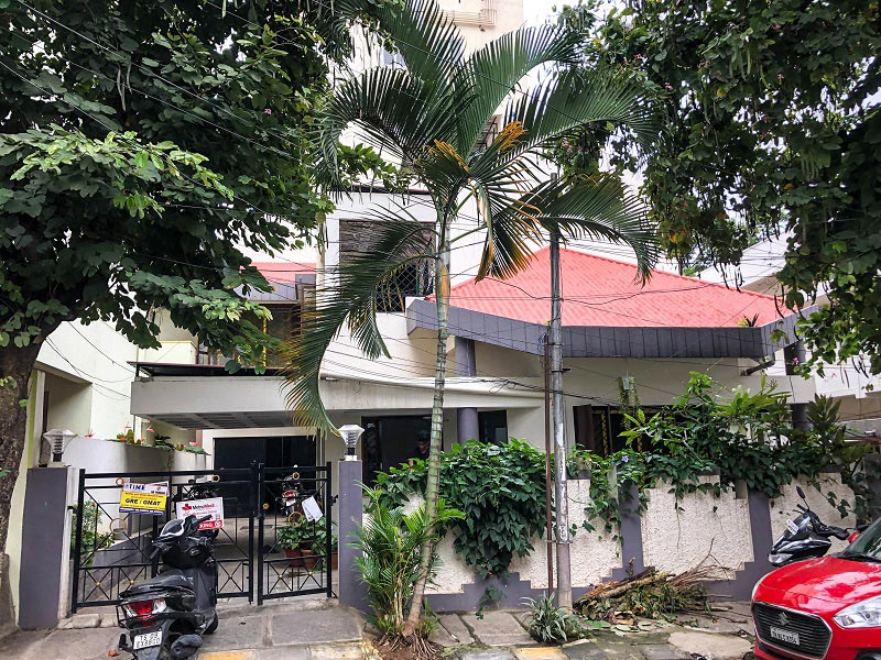 The Hood Co-living Bangalore Review - Backpacking With My Lens