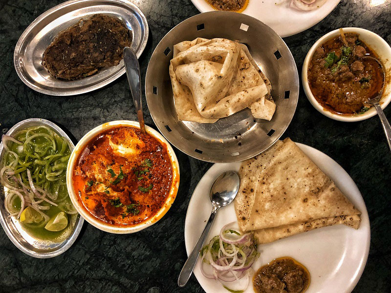 Lucknow Food Guide: What To Eat & Where - Backpacking With My Lens
